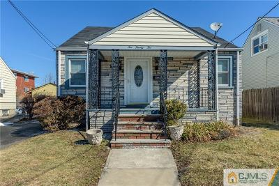 Linden Single Family Home For Sale: 1022 Clark Street
