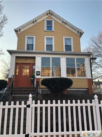 Perth Amboy Multi Family Home For Sale: 499 State