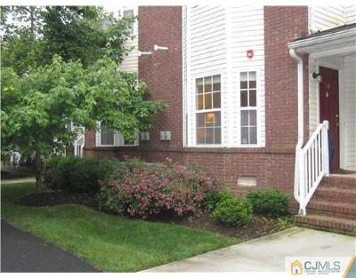 Piscataway Condo/Townhouse Under Contract Cont to Show: 118 Forest Drive #118