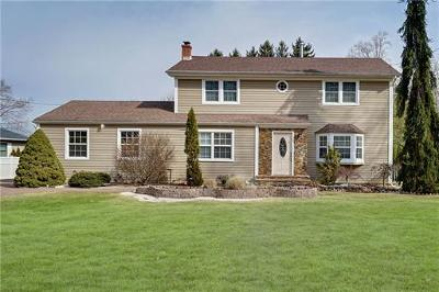 Monroe Single Family Home For Sale: 408 Buckelew Avenue