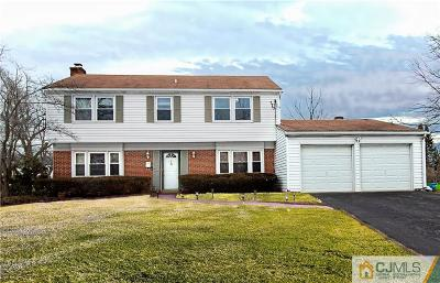 Somerset County Single Family Home For Sale: 13 Orchid Court