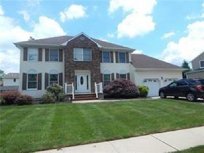 South Plainfield Single Family Home For Sale: 431 Kosciusko Avenue