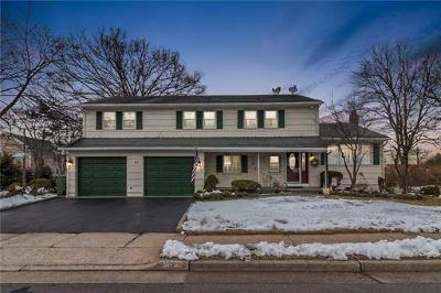 Edison Single Family Home For Sale: 15 Calvert Avenue E