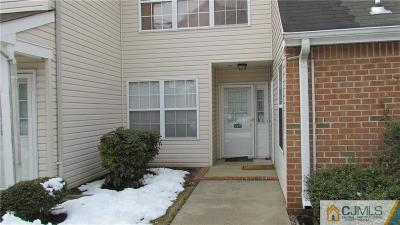 North Brunswick Condo/Townhouse For Sale: 1300 Plymouth Road
