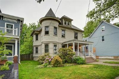 Perth Amboy Single Family Home For Sale: 45 Lewis Street