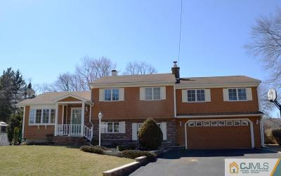South Plainfield Single Family Home Active - Atty Revu: 1717 Wickford Road