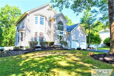 Old Bridge Single Family Home For Sale: 26 Woodruff Drive