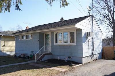 Single Family Home For Sale: 1292 Rahway Avenue