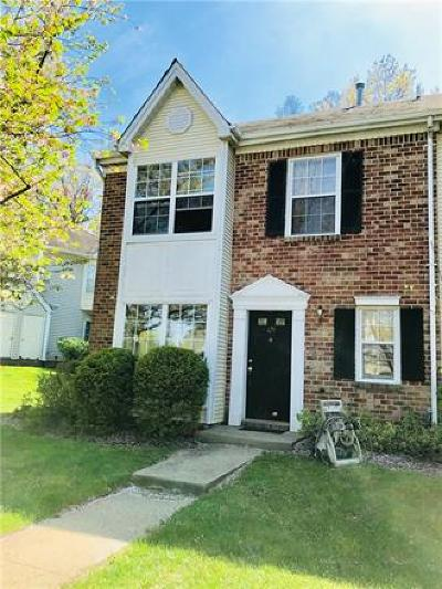 Somerset County Condo/Townhouse For Sale: 129 Lindsey Court