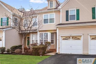 SAYREVILLE Condo/Townhouse For Sale: 53 Woods Edge Court