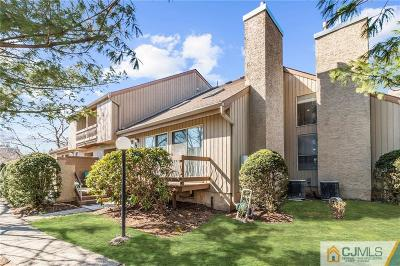 Edison Condo/Townhouse For Sale: 110 Kelly Drive #110
