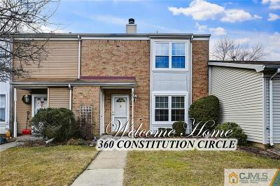 North Brunswick Condo/Townhouse Active - Atty Revu: 360 Constitution Circle
