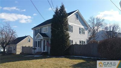North Brunswick Multi Family Home For Sale: 110 Hollywood Street