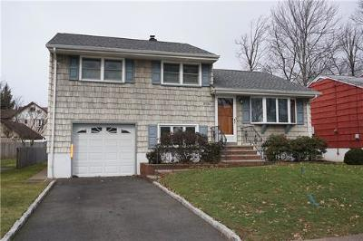 Rahway City, Rahway Single Family Home For Sale: 2304 Winfield Street