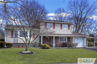 Old Bridge NJ Single Family Home Under Contract Cont to Show: $449,000