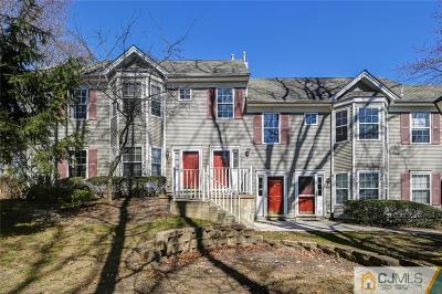 East Brunswick Condo/Townhouse For Sale: 1204 Cypress Lane #4