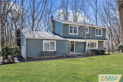 East Brunswick Single Family Home For Sale: 20 Van Wickle Road