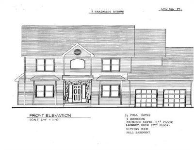 Monroe Single Family Home For Sale: 7 Garibaldi Avenue