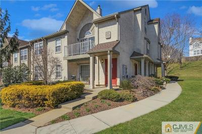 East Brunswick Condo/Townhouse For Sale: 2703 Commons Drive #3