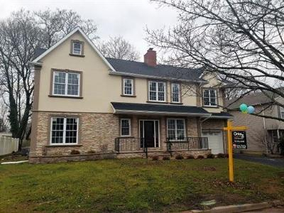 Metuchen Single Family Home For Sale: 11 Electric Street