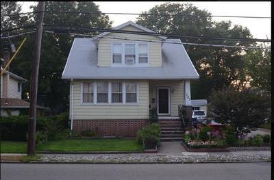 Woodbridge Proper Single Family Home For Sale: 723 Rahway Avenue