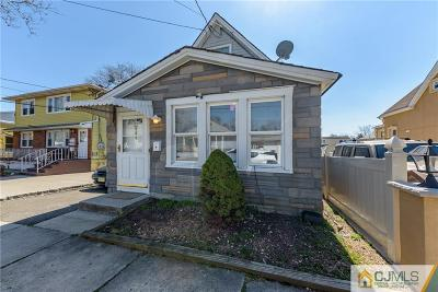 Perth Amboy Single Family Home For Sale: 431 Inslee Street