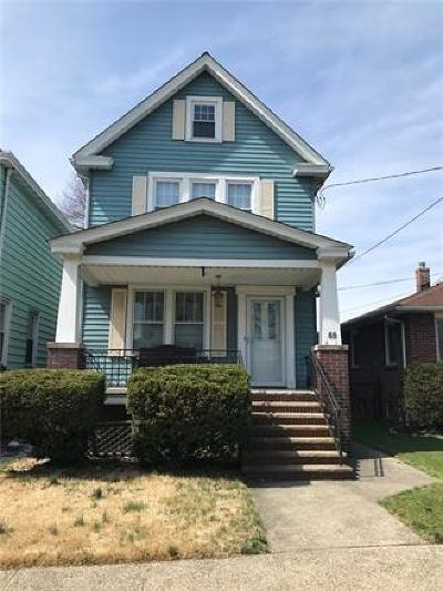 Fords Single Family Home For Sale: 69 Ford Avenue