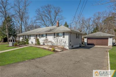 Monroe Single Family Home Under Contract Cont to Show: 32 Drew Place