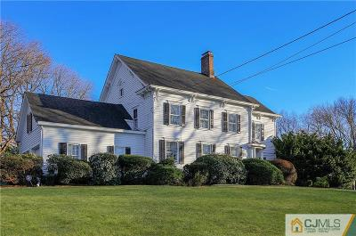 Fords Single Family Home For Sale: 891 Main Street