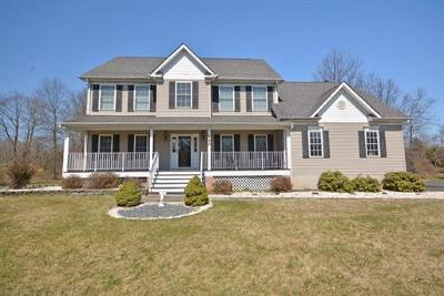 Somerset County Single Family Home For Sale: 750 Clawson Avenue