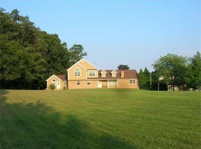 Monroe Single Family Home For Sale: 136 N Bergen Mills Road