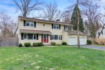 Somerset County Single Family Home For Sale: 9 Heritage Drive