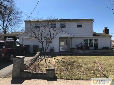 Edison Single Family Home For Sale: 36 Partch Place