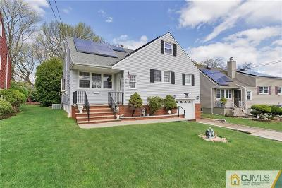 Fords Single Family Home For Sale: 15 Hearthstone Avenue