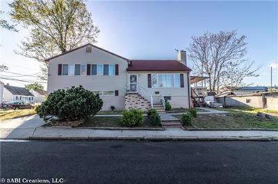 Perth Amboy Single Family Home For Sale: 336 Ashley Street