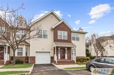 Piscataway Condo/Townhouse For Sale: 28 Forest Drive #28