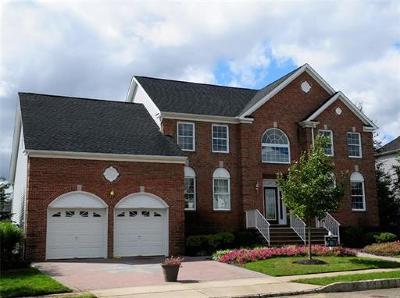 Monroe Single Family Home For Sale: 31 Americana Place