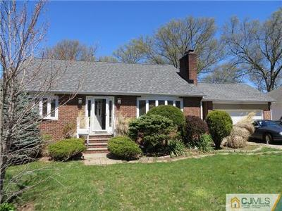 Colonia Single Family Home For Sale: 50 Enfield Road