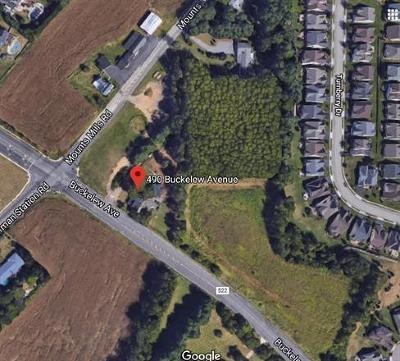 Monroe Single Family Home For Sale: 490 Buckelew Avenue