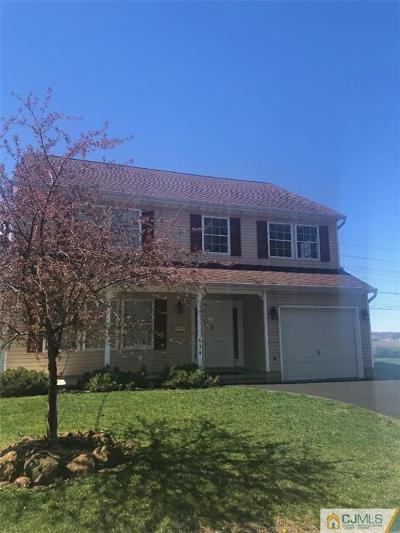 Old Bridge NJ Single Family Home For Sale: $479,900
