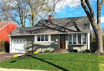 Iselin Single Family Home For Sale: 166 Tyler Avenue
