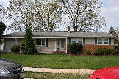 Sayreville Single Family Home For Sale: 45 Richards Drive