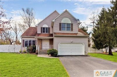 Old Bridge NJ Single Family Home For Sale: $484,900