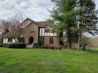 Monroe Single Family Home For Sale: 93 Hoffman Road