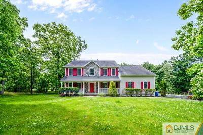 Somerset County Single Family Home For Sale: 780 Byrd Avenue