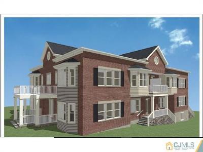 Edison Condo/Townhouse For Sale: 344 Plainfield Avenue #3