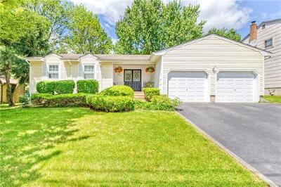 North Edison Single Family Home For Sale: 61 Dellwood Road