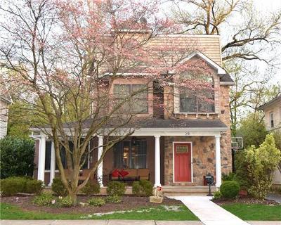 Metuchen Single Family Home For Sale: 20 Clarendon Court