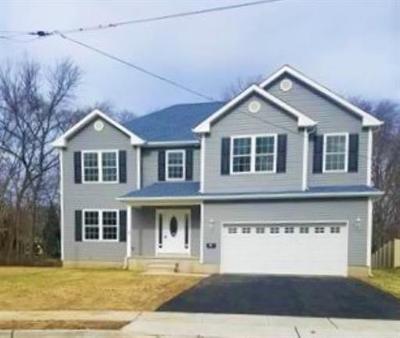 Monroe Single Family Home For Sale: 119 Helmetta Road