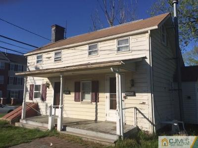 Somerset County Multi Family Home For Sale: 7 Franklin Street